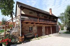 Vakantiehuis Landhaus Sahrhof