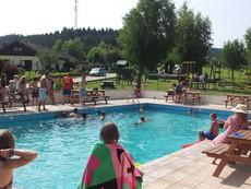 Camping Eurocamping Lamormenil