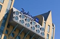 Hotel Radisson Blu Astrid Antwerp