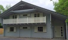 Vakantiehuis Chalet Ardennes