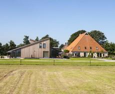 Vakantiehuis Luxe Vakantie Friesland