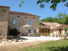 Bed and Breakfast Une vie en quercy