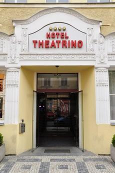 Hotel Amedia Theatrino