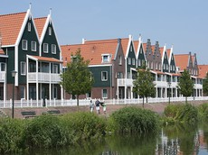 Vakantiepark Roompot Marinapark Volendam