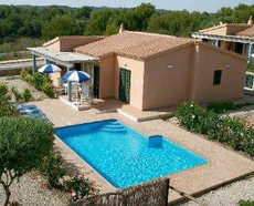 Vakantiehuis Villa's Torre Soli Gardens