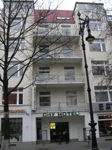 Hotel City am Kurfurstendamm