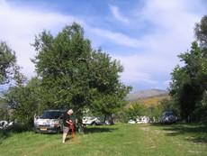Camping Quinta das Cegonhas