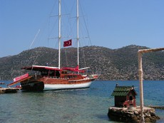 (Cruise)schip Blue Cruise Sea Angel 2