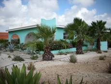 Vakantiehuis Bonaire Lagoen Hill