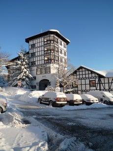 Aparthotel Dorint Sportresort Winterberg