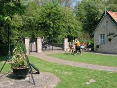 Camping Haflingerhof de Heksenketel Minicamping / Vakantiewoningen