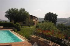 Vakantiehuis Podere Castagna Alta