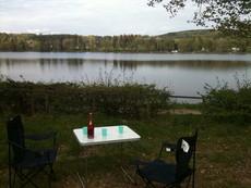 Camping Plage des Settons