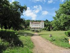 Kasteel Château de Vareilles