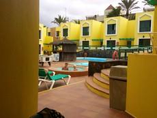 Appartement Caleta Playa