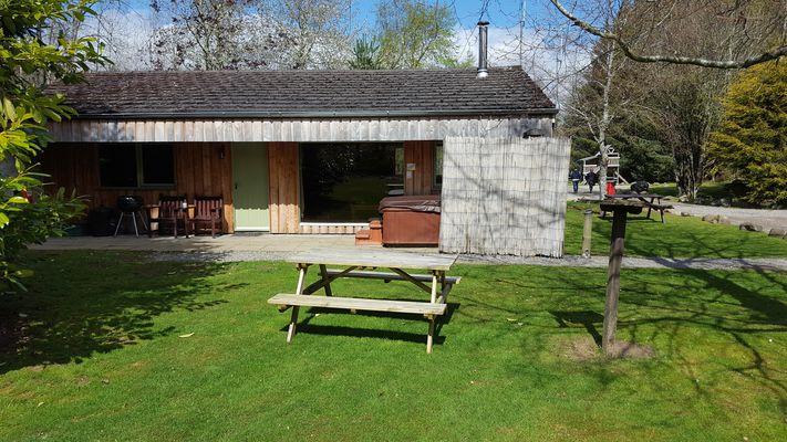 Lodge Wildside Highland Lodges