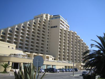 Hotel Yellow Monte Gordo Beach