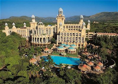 Hotel Palace of the Lost City