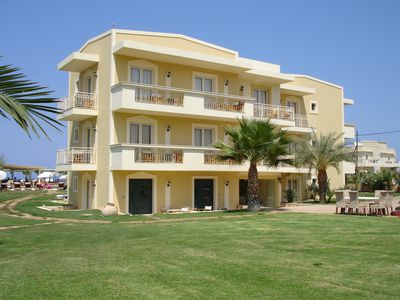 Appartement Parthenis Beach