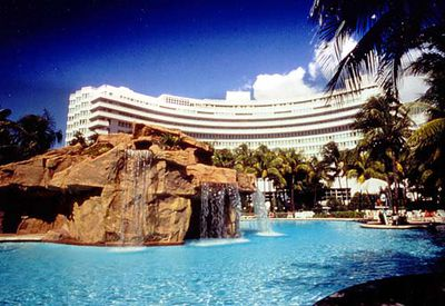 Hotel Fontainebleau Hilton