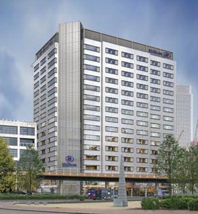 Hotel Hilton Canary Wharf