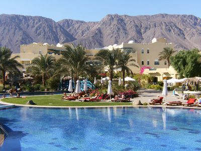 Hotel Taba Heights Marriott Red Sea Resort