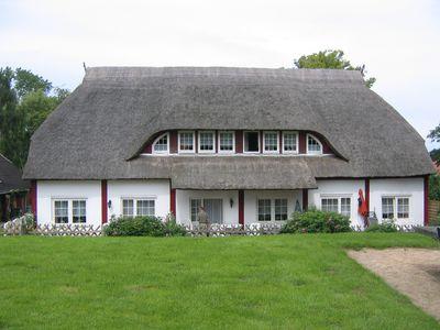 Vakantiehuis Dat Oole Huus an der Wohlenberger Wiek
