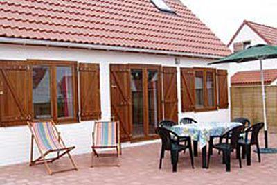 Vakantiehuis Vissershuis V53