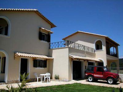 Vakantiehuis Villa Roppa (in Livadi Roppa)