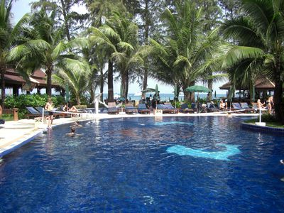 Hotel Best Western Bang Tao Beach Resort