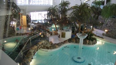 Hotel Holiday Club Kuusamo Tropiikki