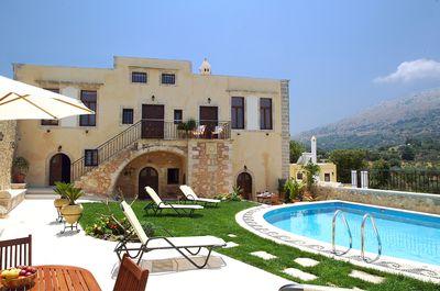 Villa Palladio (in Chromonastiri)