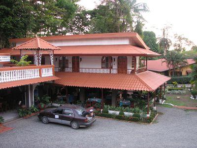 Hotel Villa Bosque