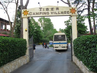 Camping Tiber