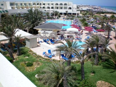 Hotel Djerba Mare Beach Resort