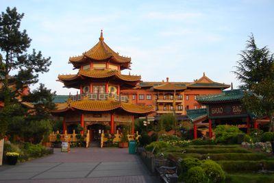 Hotel Phantasialand Ling Bao