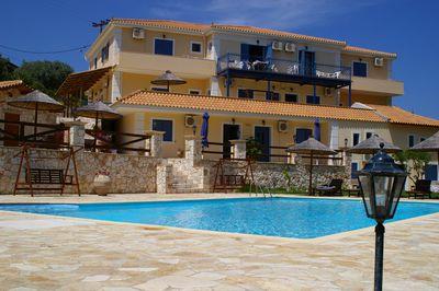 Appartement Odyssey Villas