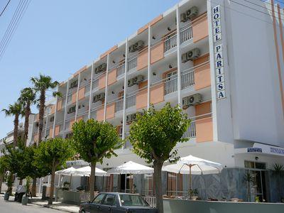 Hotel Paritsa