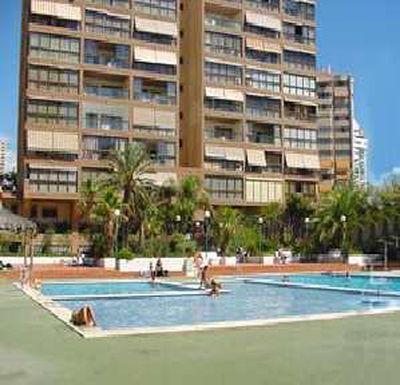 Appartement Los Gemelos 2