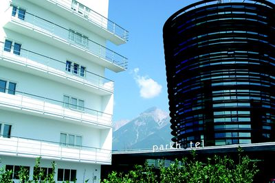 Hotel Parkhotel Hall in Tirol