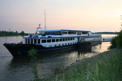 (Cruise)schip MPS Salvinia