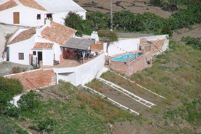 Vakantiehuis Casa Arroyo del Pino