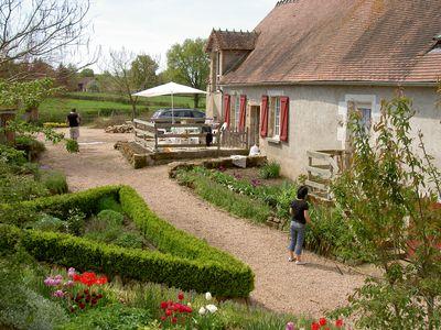 Vakantiehuis Moulin du Coupied