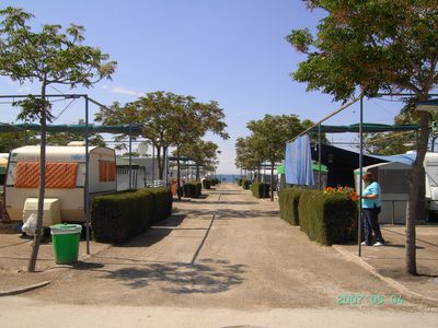 Camping Playa de Mazarr¢n