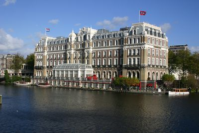 Hotel Amstel Inter Continental Amsterdam