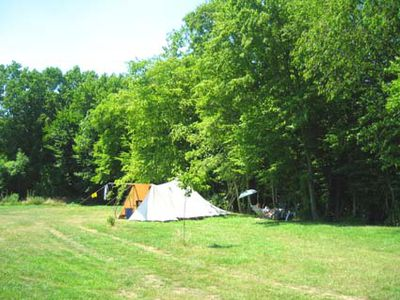 Camping Domaine Le Cheslé
