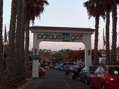 Vakantiepark Parque Golf