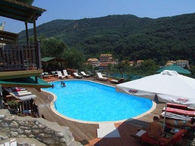 Appartement Enetiko Resort