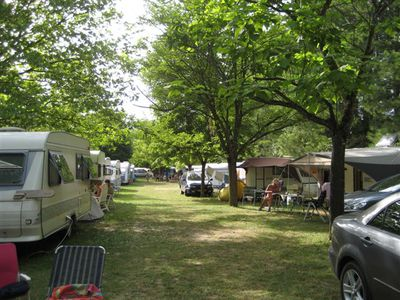 Camping De Chamarges