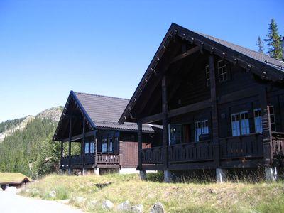 Vakantiepark Kvitåvatn Fjellhytter